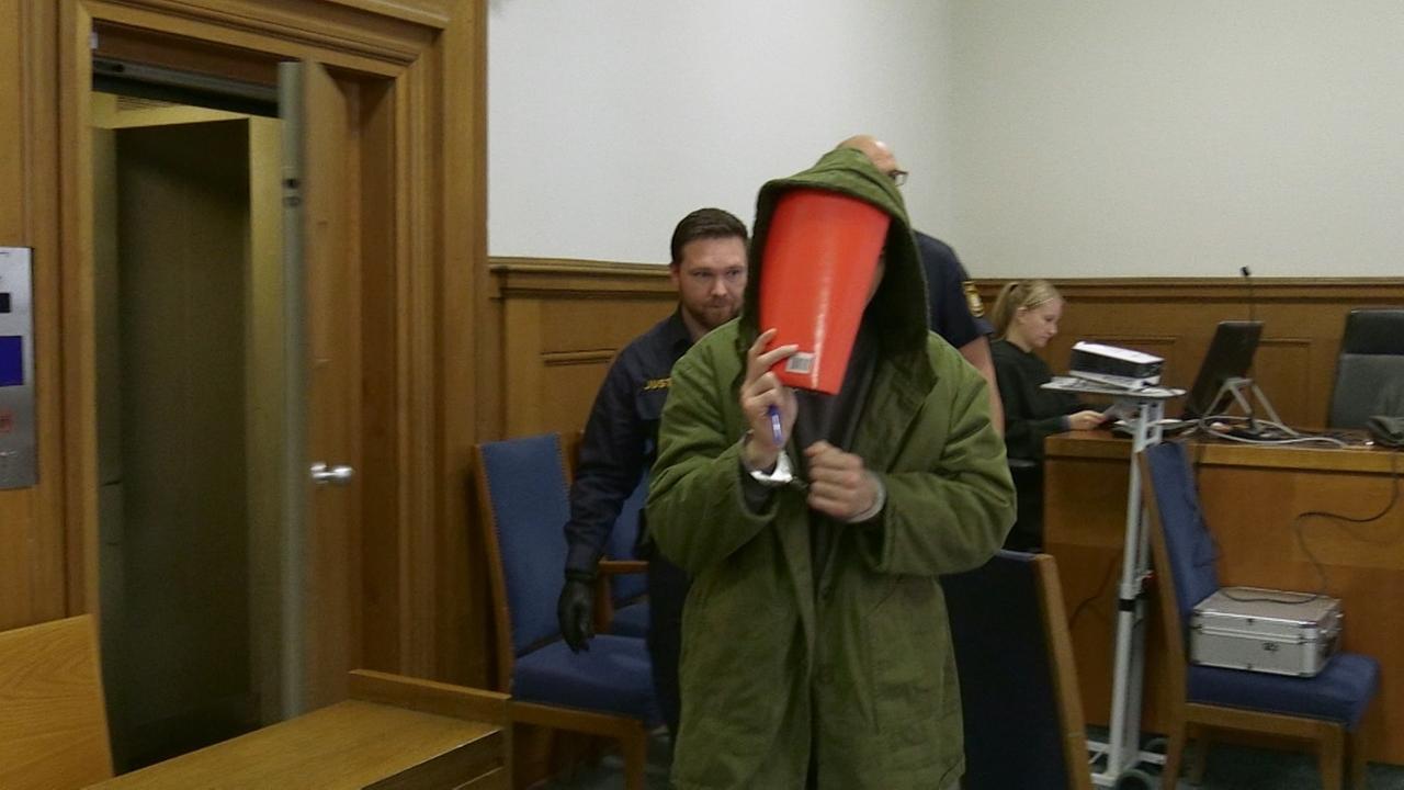 Mutmaßlicher Bankräuber vor Gericht