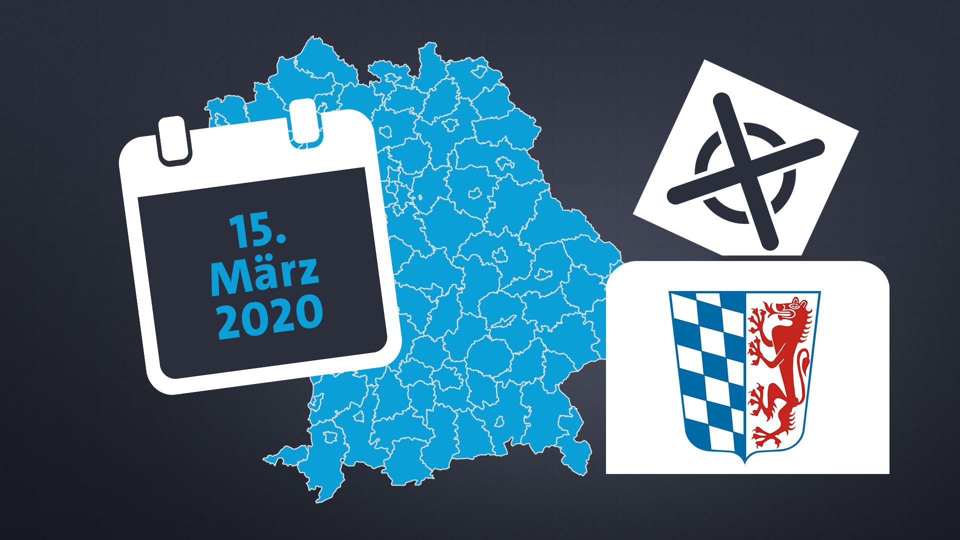 Kommunalwahl in Niederbayern: Wo es spannend wird