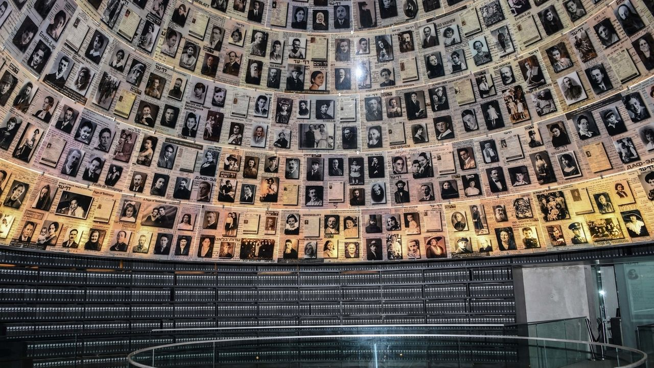 Internationales Holocaust-Gedenken in Yad Vashem