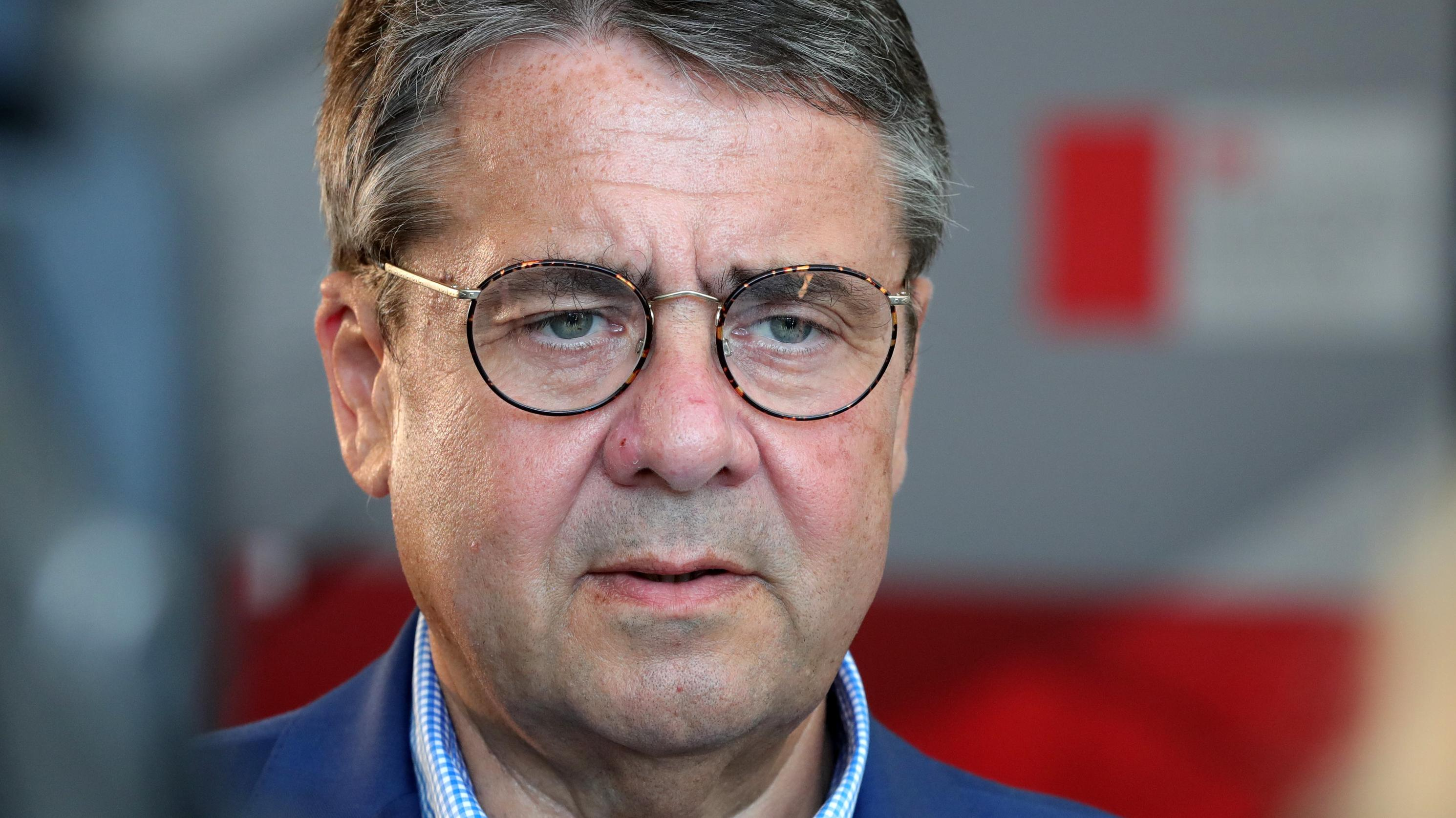 Sigmar Gabriel (SPD), früherer SPD-Bundesvorsitzender