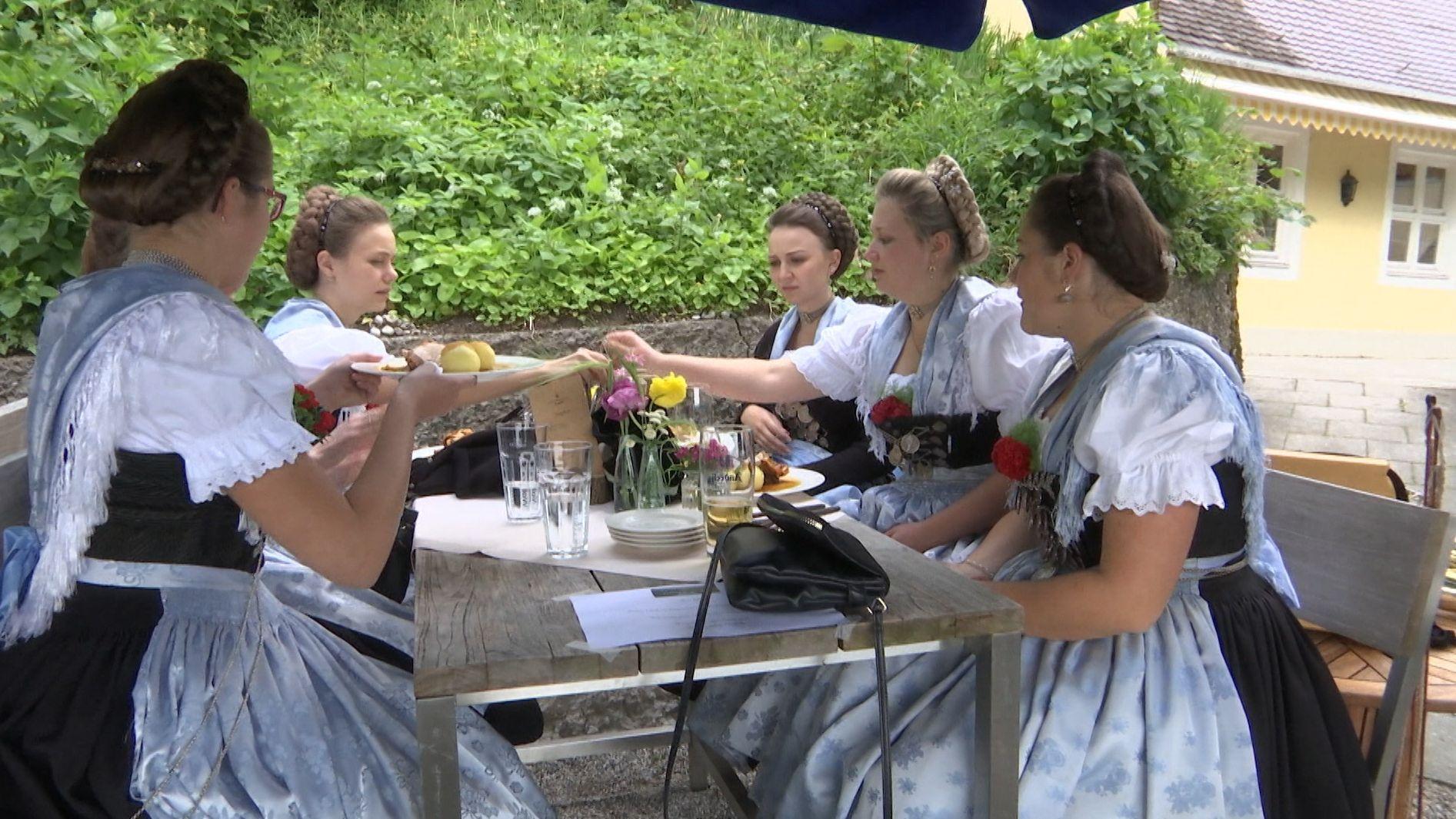 Gasthof von Kloster Andechs