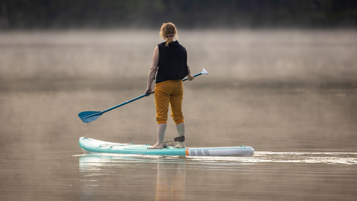 Stand-up-Paddler