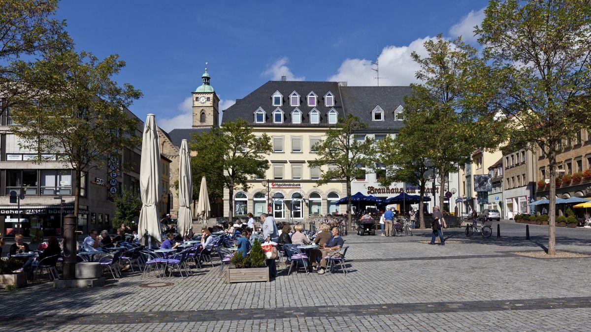 Schweinfurter Innenstadt