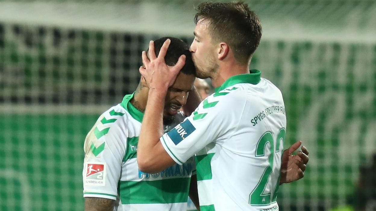 SpVgg Greuther Fürth - VfL Bochum