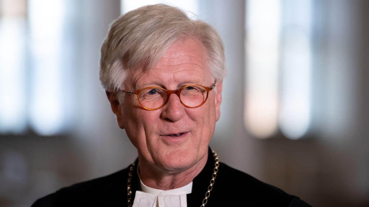 EKD-Ratsvorsitzender Heinrich Bedford-Strohm.