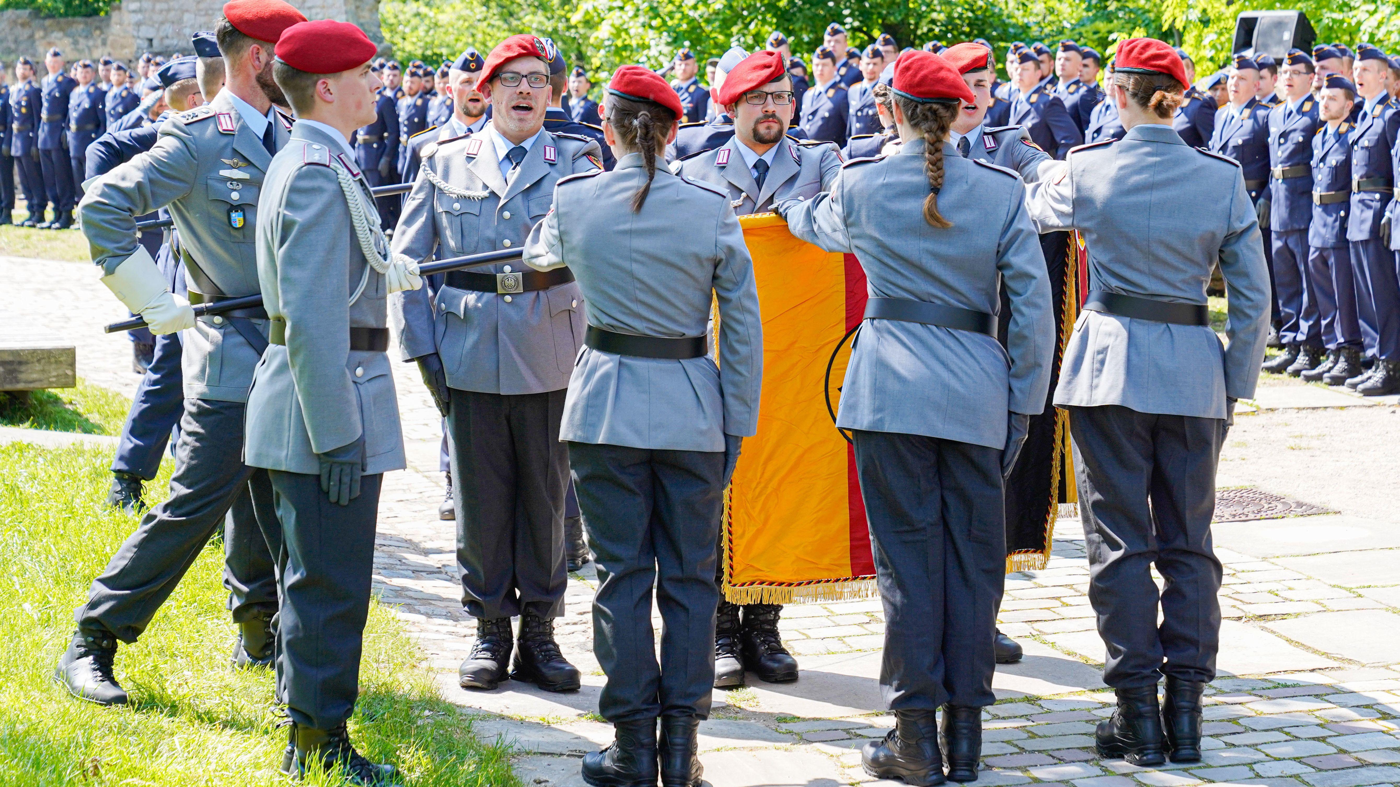 Gelöbnisfeier der Bundeswehr