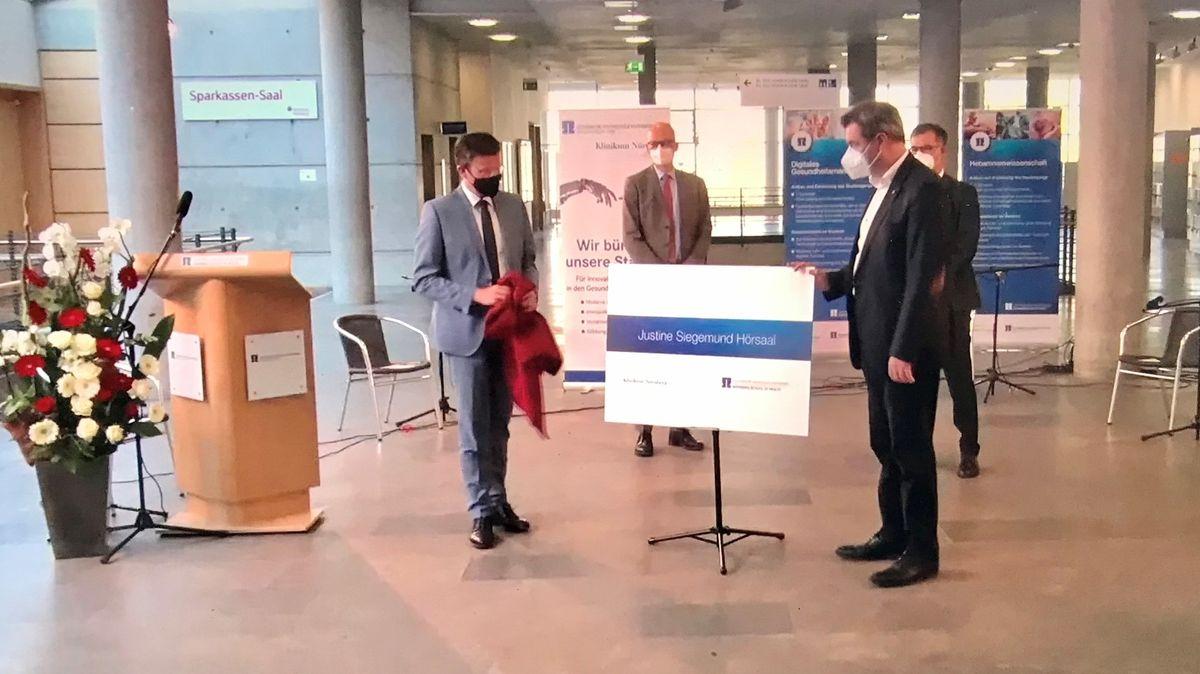Festakt zur Gründung der Nürnberg School of Health