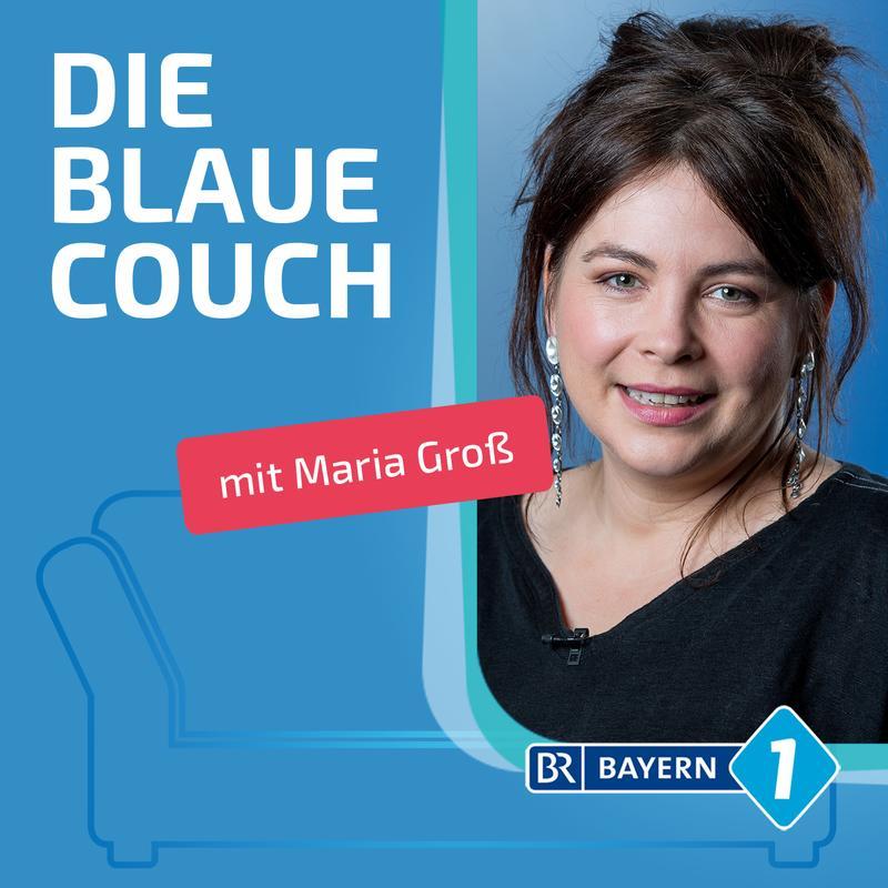 Maria Groß Sterneköchin Blaue Couch Br Podcast