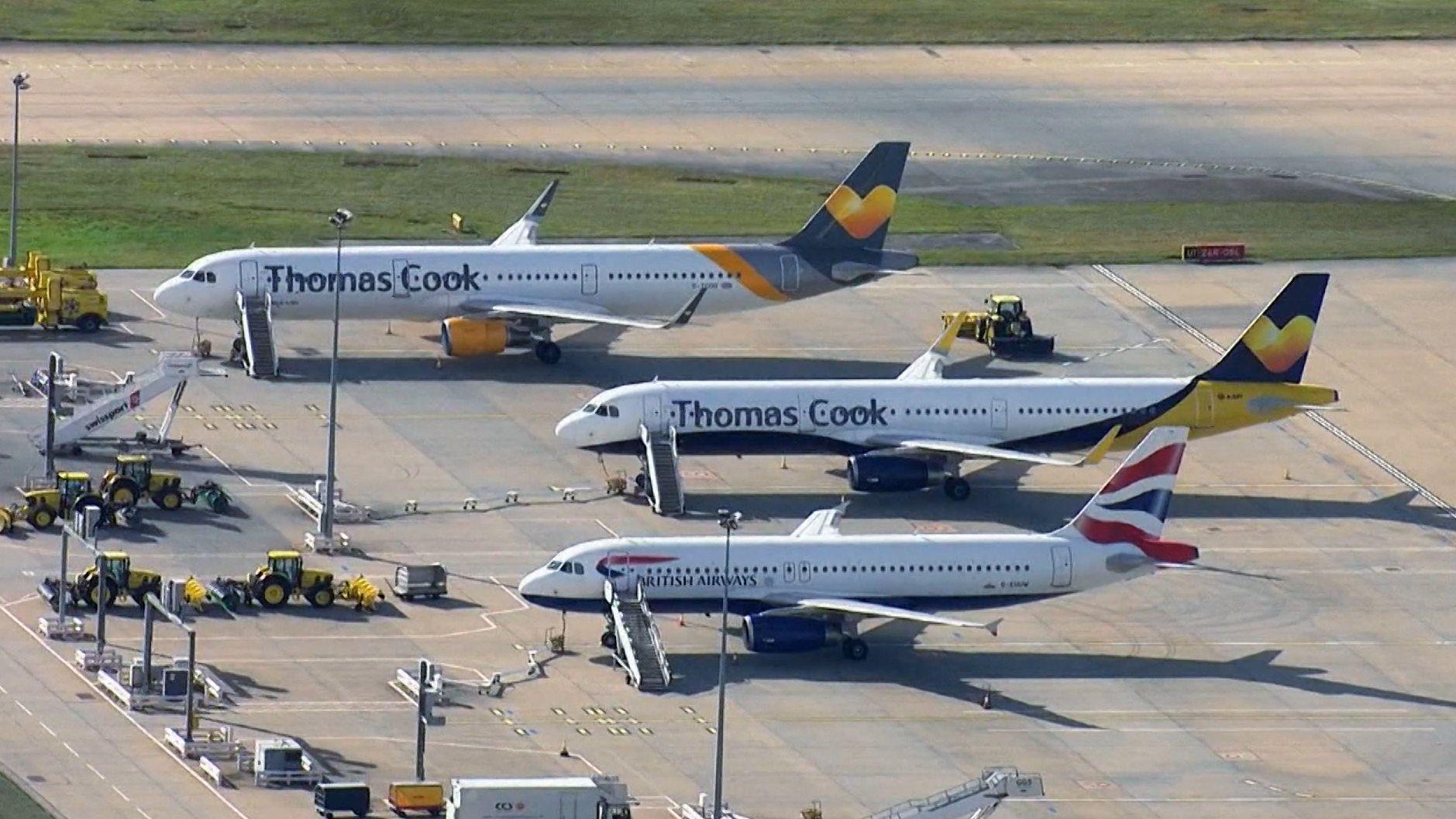 Die Kunden des insolventen Reiseveranstalters Thomas Cook bleiben nun doch nicht auf den Kosten für ihren geplatzten Urlaub sitzen.