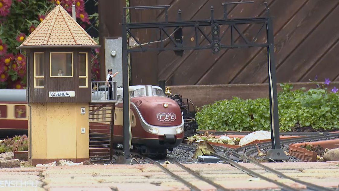 Eisenbahn-Modellbau boomt