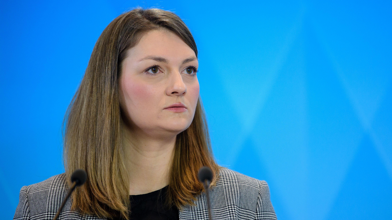 Digitalministerin in Bayern Judith Gerlach