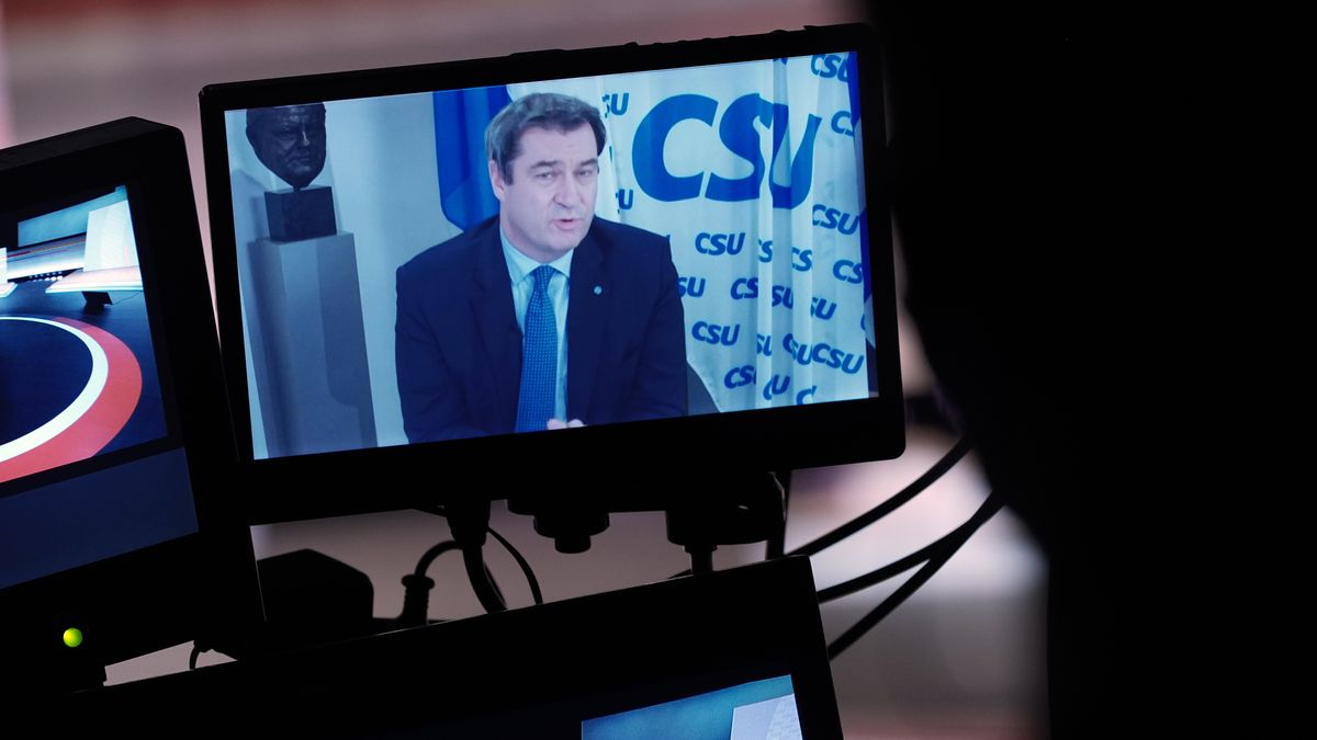 Zugpferd Söder:  CSU wirbt um Mitglieder außerhalb Bayerns