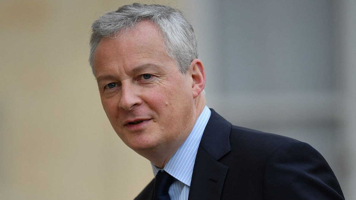 Frankreichs Finanzminister Bruno Le Maire.