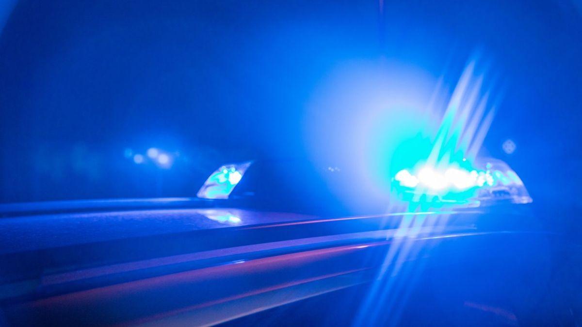 Symbolbild von Polizeiauto
