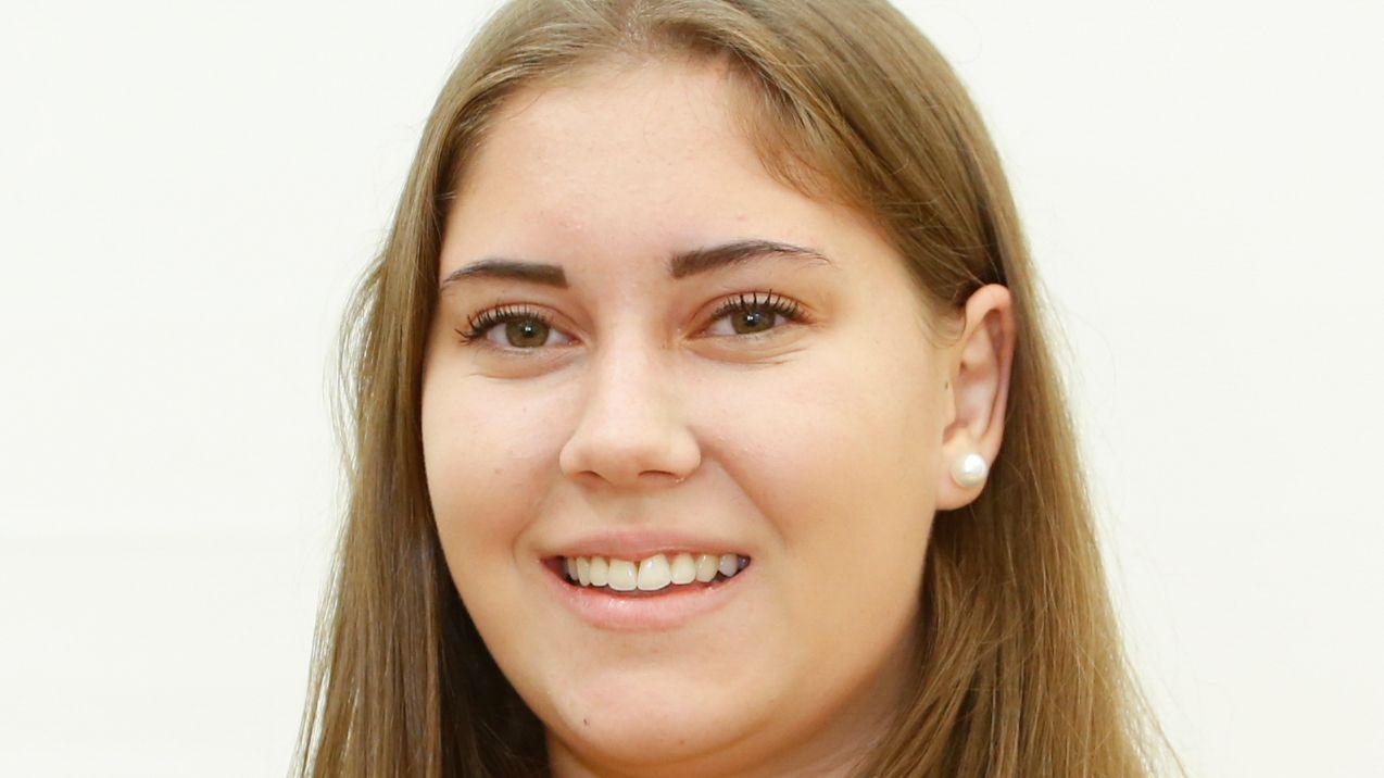 Die Studentin Vanessa Nest ist 19 Jahre alt und reist gerne und hat Lust auf fremde Kulturen.