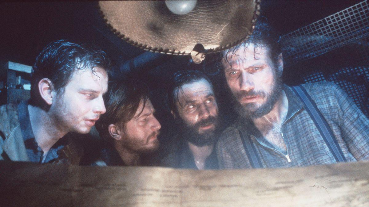 """Szene aus """"Das Boot"""", BRD 1981."""