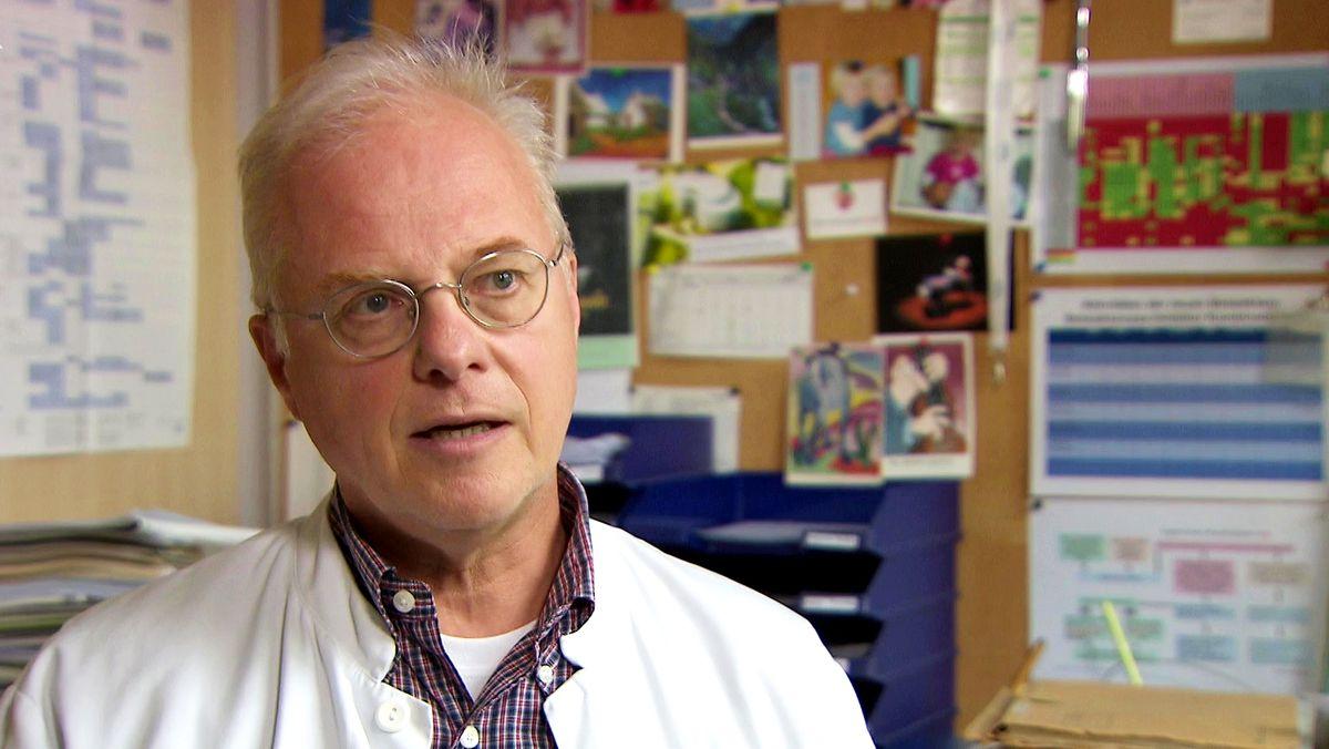 Prof. Johannes Hübner leitet die pädiatrische Infektiologie im Haunerschen Kinderspital der LMU München.