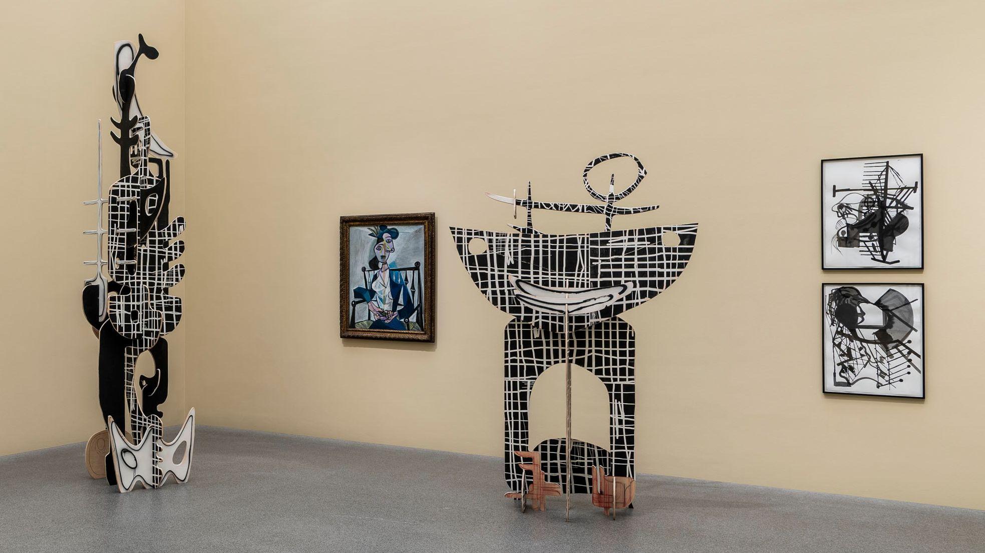 Alt trifft Neu, der Westen trifft auf den Globalen Süden: Die neue Hängung der Pinakothek der Moderne