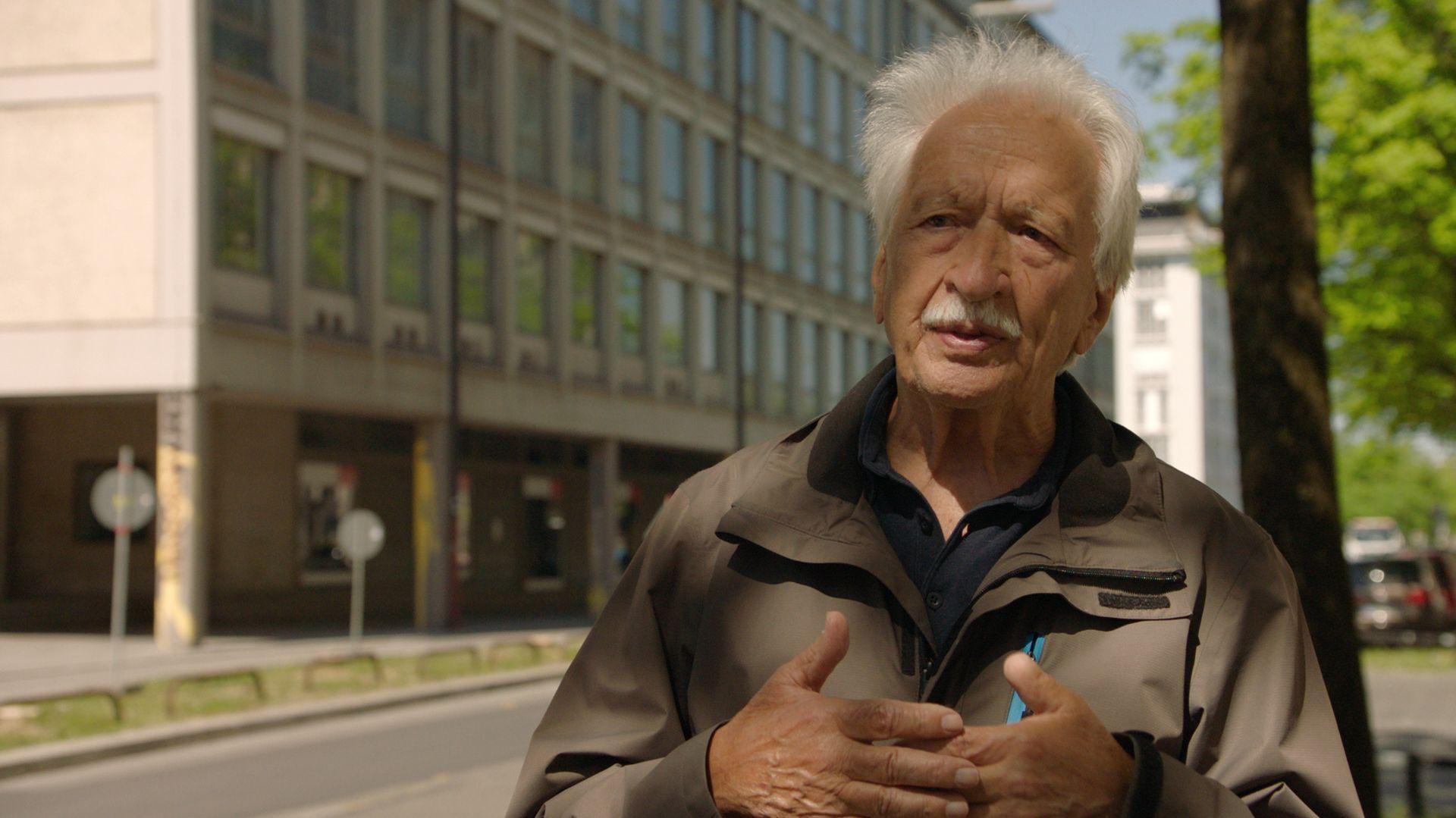 Der Münchner Ernst Grube wurde als Kind ins KZ Theresienstadt deportiert.