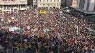 Klimaprotest in Augsburg | Bild:BR/ Scheidl