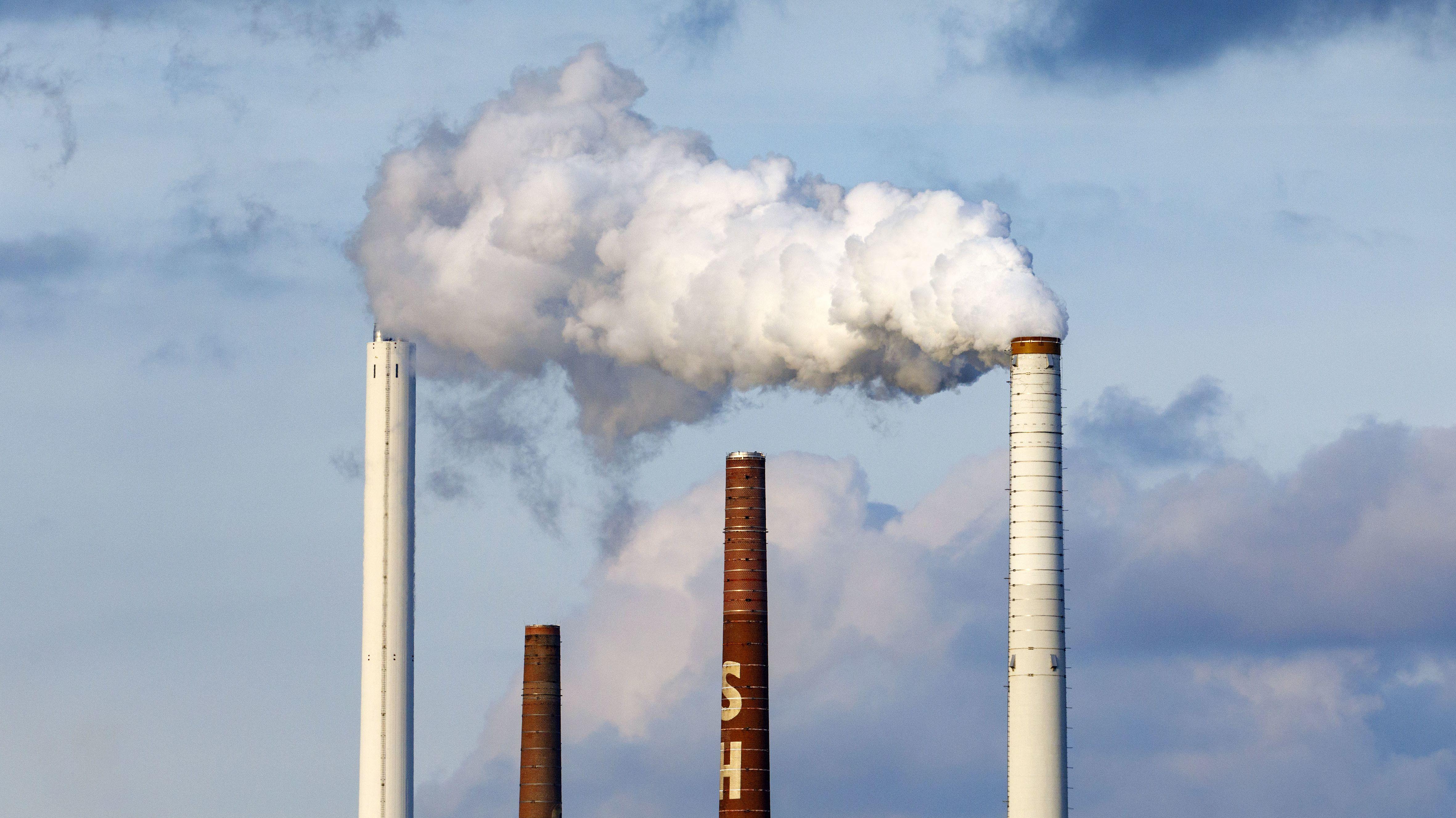 Umstrittene CO2-Steuer: Diskussion im Landtag