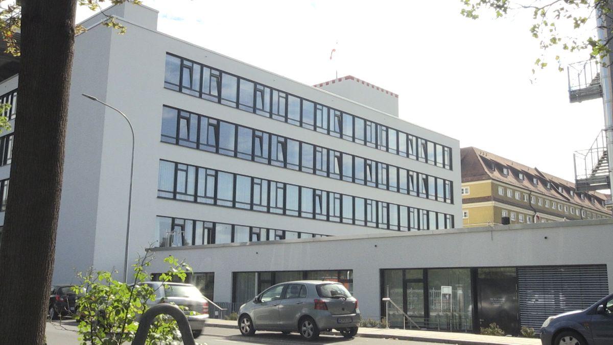 Klinikum in Weiden