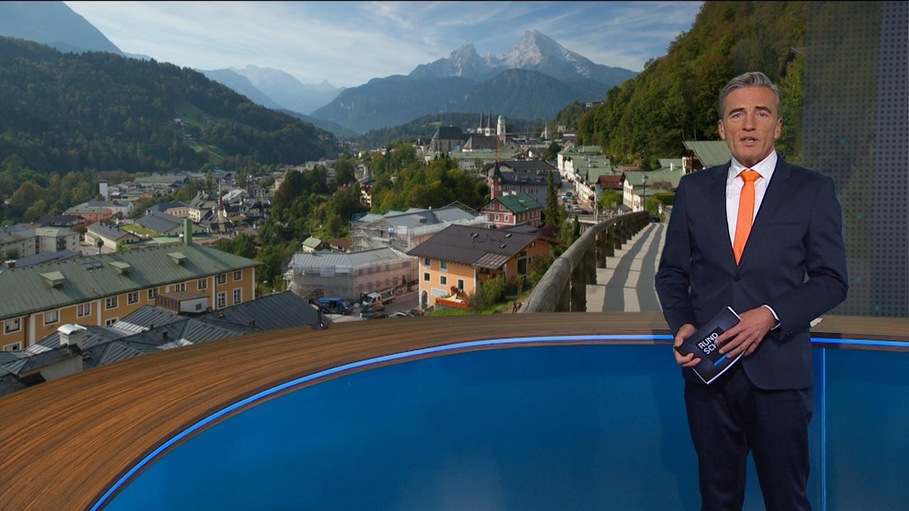 Rundschau 18:30 | 19.10.200 : Lockdown – Stillstand im Berchtesgadener Land
