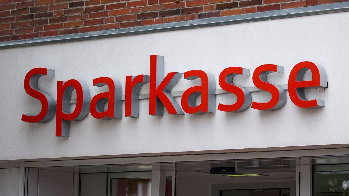 Sparkassen-Filiale (Symbolbild)
