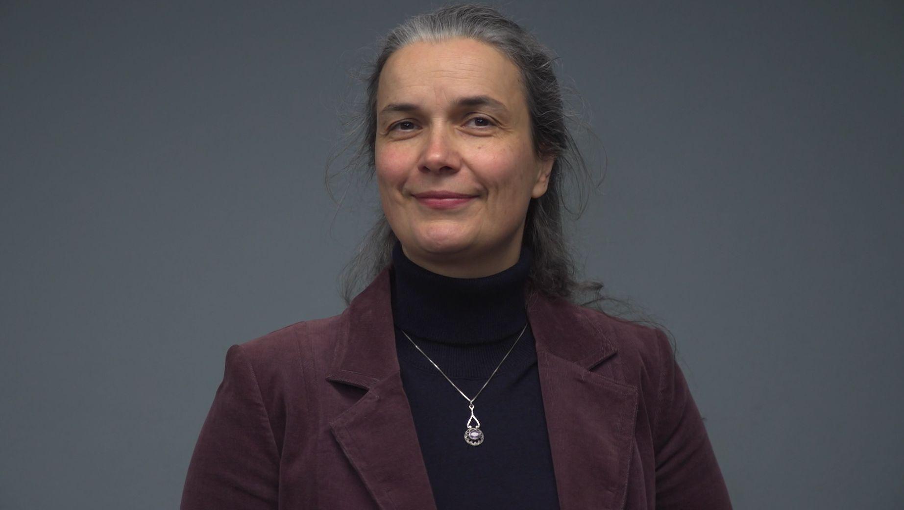 Dagmar Dewald, OB-Kandidatin der ÖDP in Würzburg