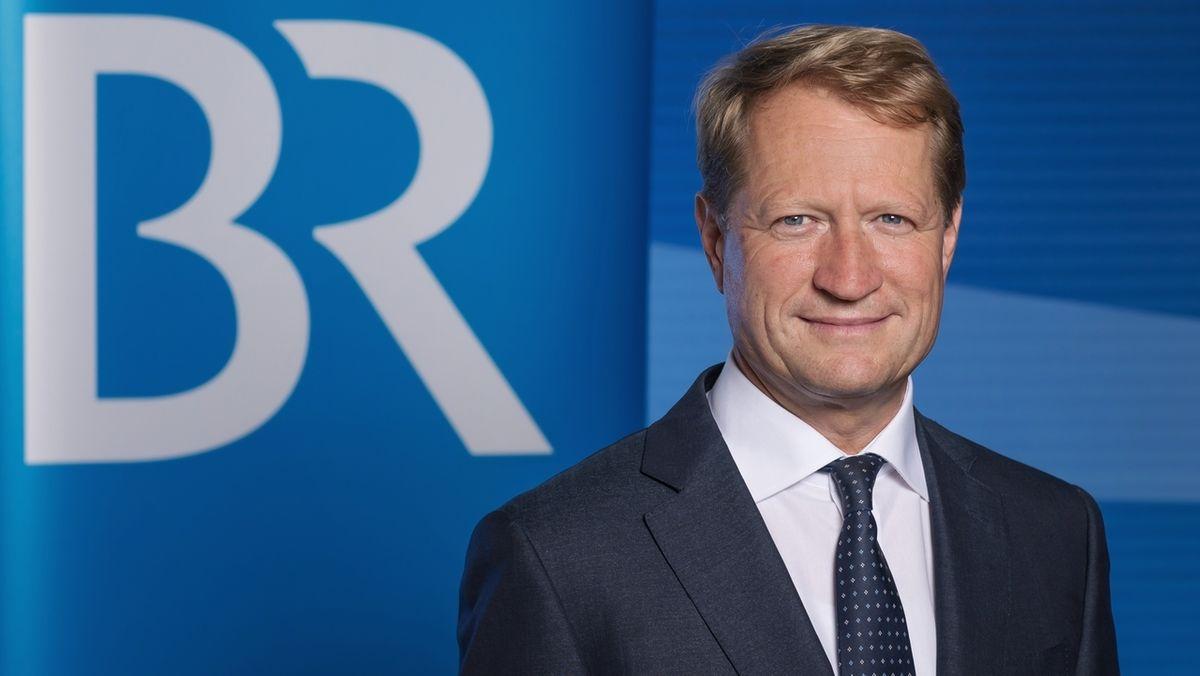 Der scheidende BR-Intendant Ulrich Wilhelm