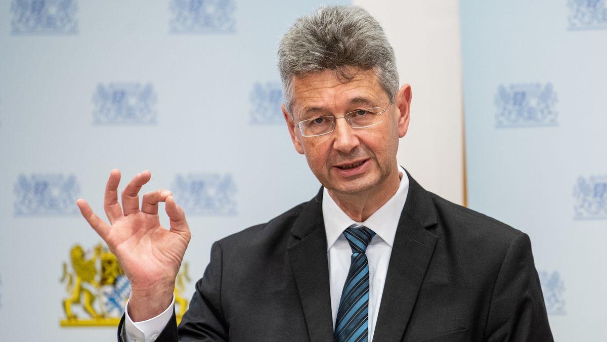 Der bayerische Kultusminister Michael Piazolo
