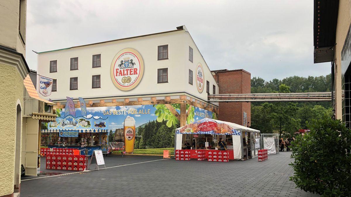 Pichelsteiner-Festhalle in Regen