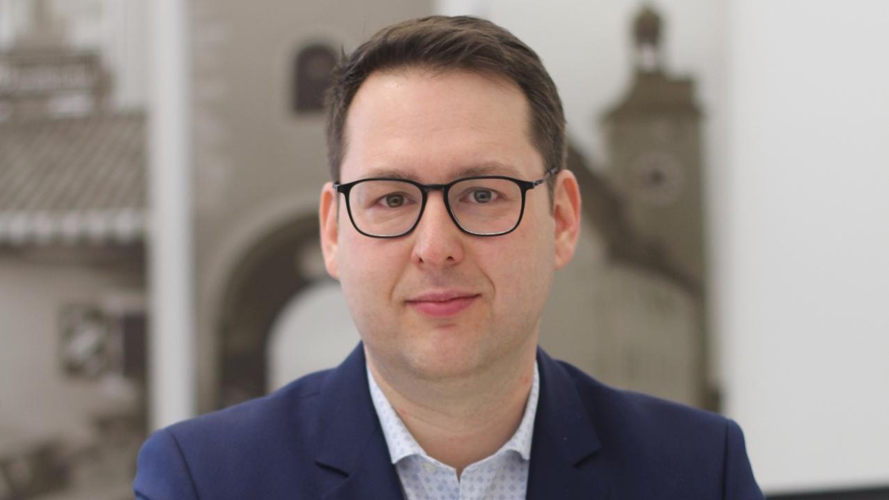 Wochenblatt-Journalist Christian Eckl