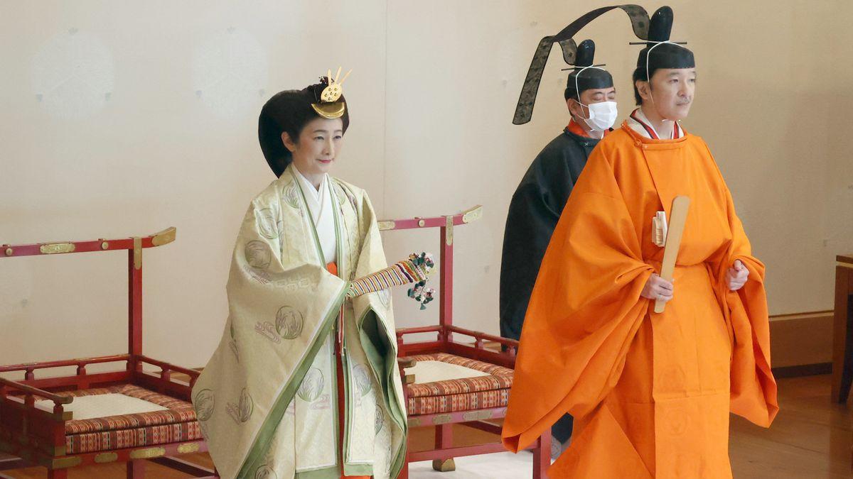 Seit Mai des vergangenen Jahres hat Japan mit Naruhito einen neuen Kaiser. Dessen Bruder Akishino ist nun offiziell zum Thronfolger ernannt worden.