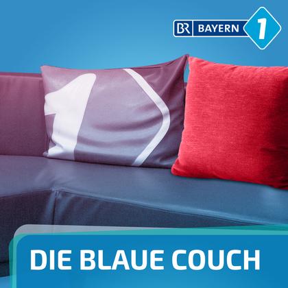 Podcast Cover Blaue Couch | © 2017 Bayerischer Rundfunk