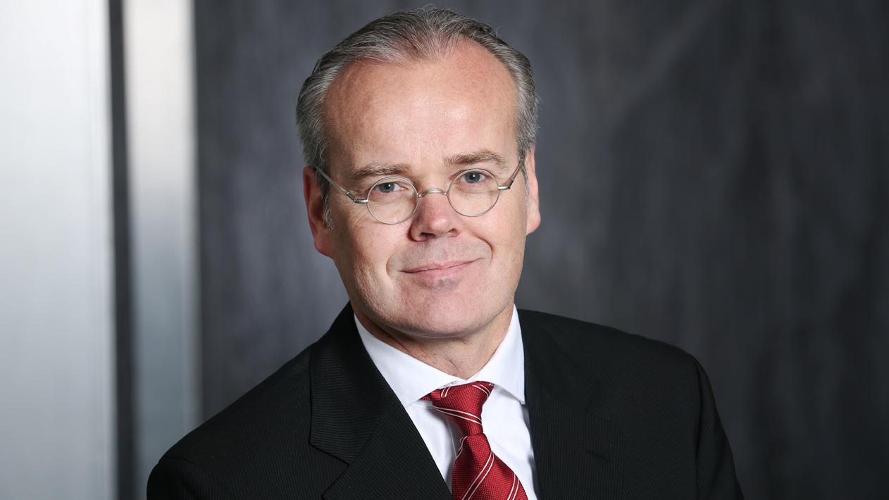 Thomas Hinrichs, Informationsdirektor des Bayerischen Rundfunks