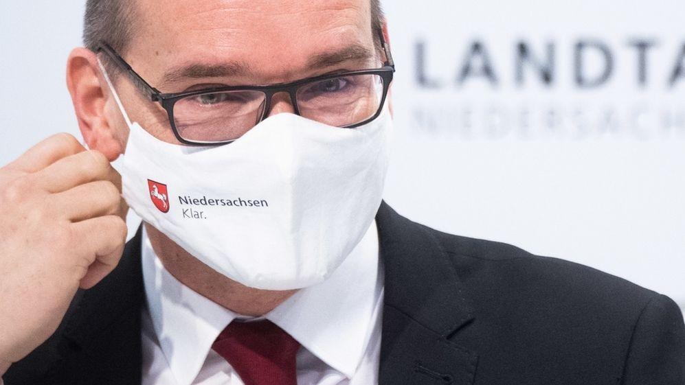 Grant Hendrik Tonne, Kultusminister Niedersachsen