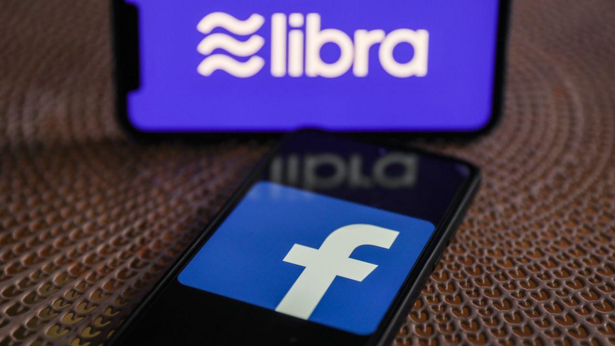 Logo Facebook / Logo Libra