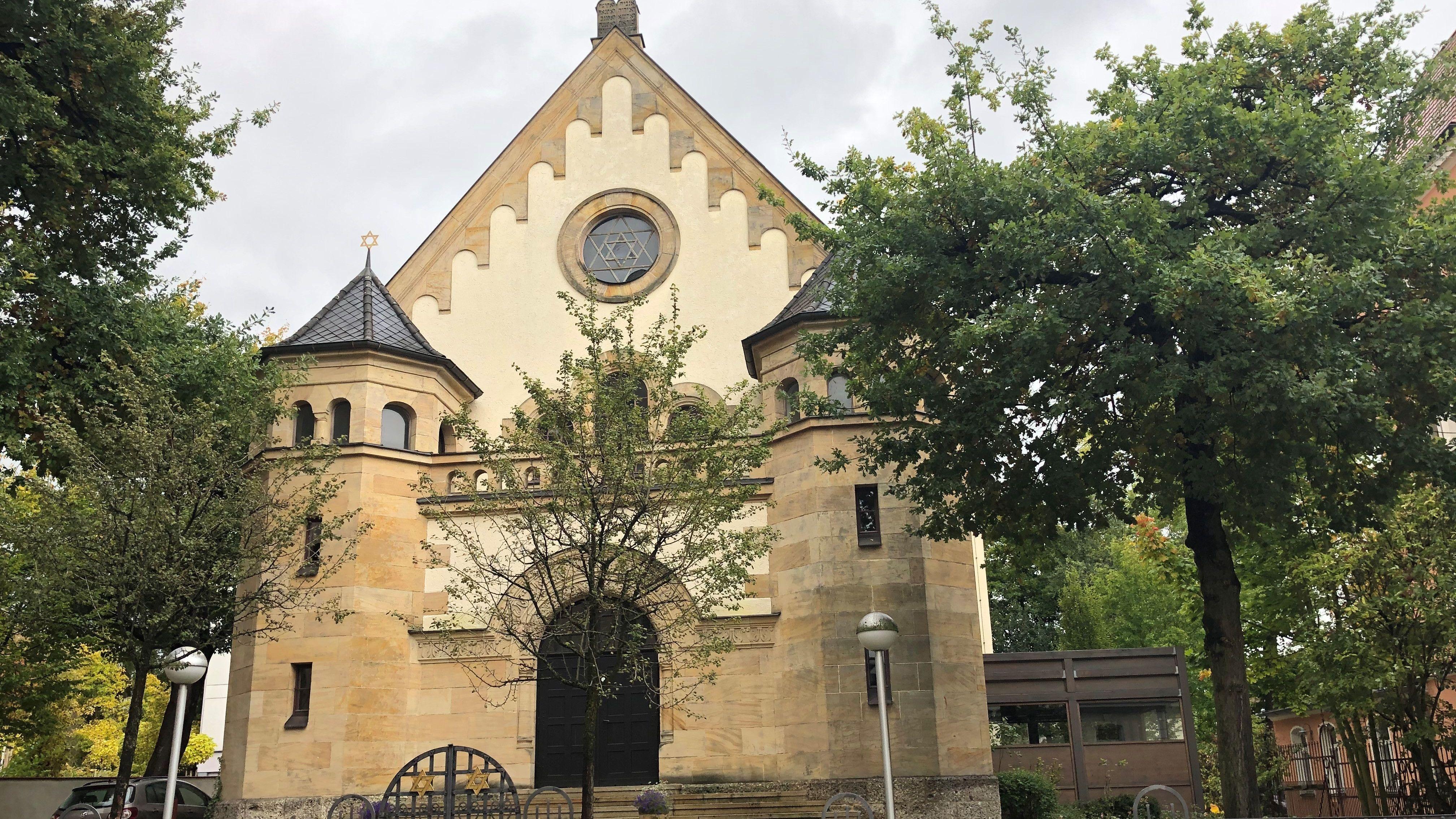 Die Synagoge Straubing