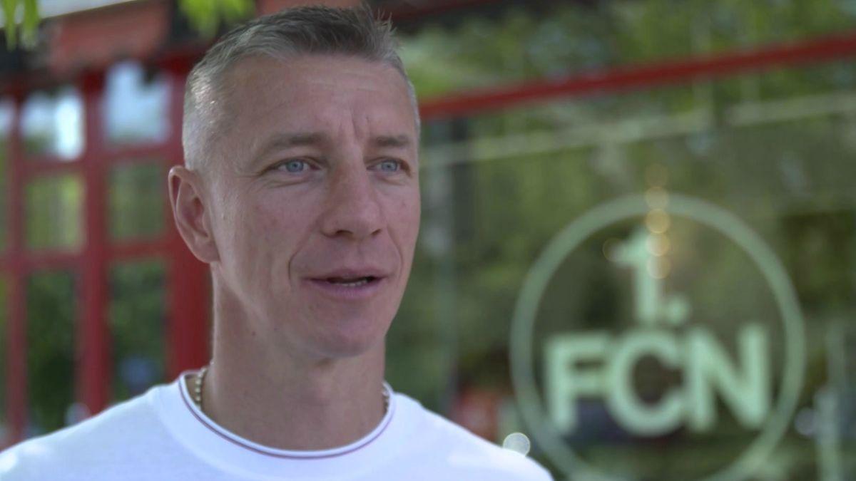 Marek Mintal vom 1. FC Nürnberg