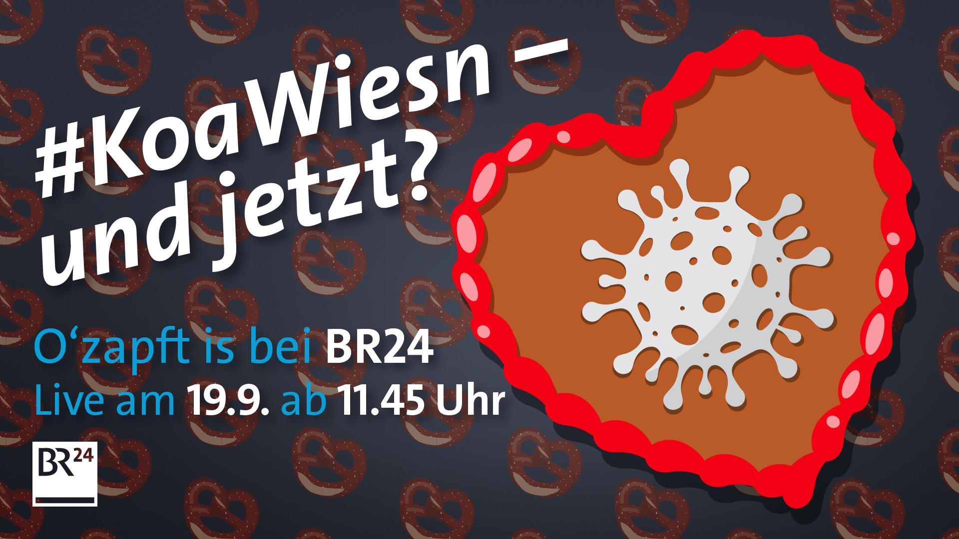"BR24Live ""Koa Wiesn"", 19.09.2020"