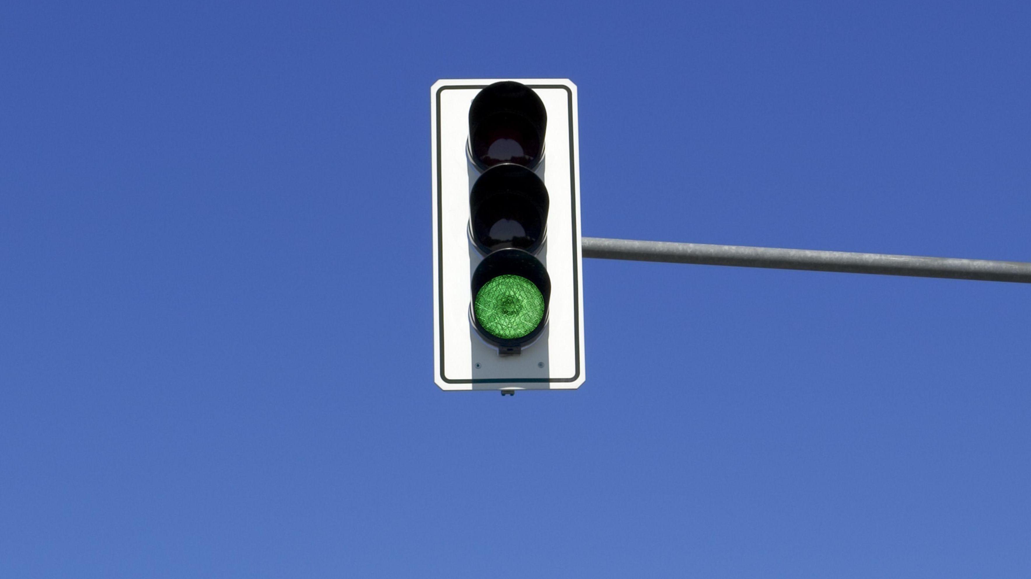 Wer bei Grün nicht gleich losfährt, wird oft angehupt