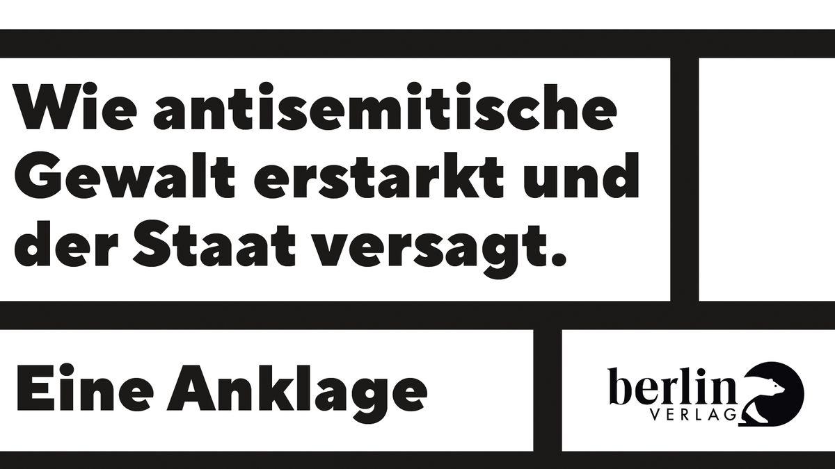 """Buchcover """"Terror gegen Juden"""""""