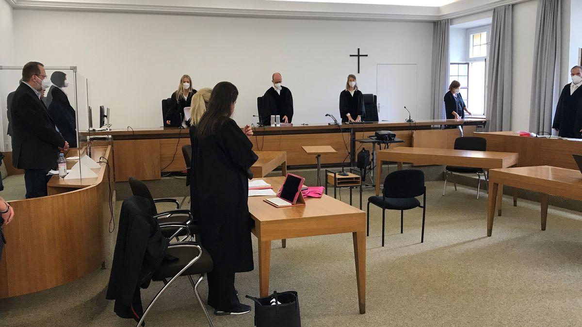 Gerichtssaal in Kempten
