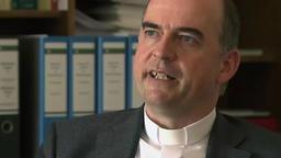 Bischof Franz Jung    Bild:BR