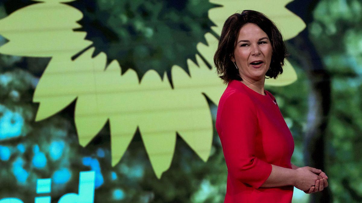 Grünen-Chefin Baerbock ist auf dem Bundesparteitag offiziell zur Kanzlerkandidatin gekürt worden.