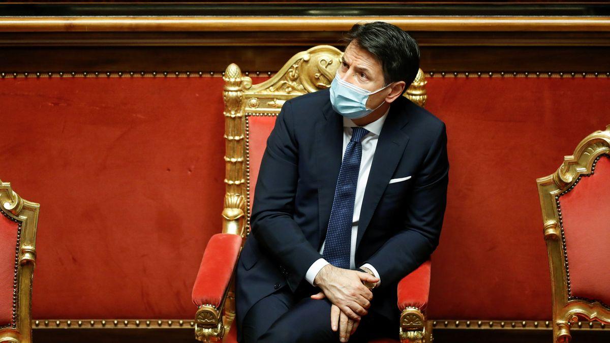 Italiens Premier Conte