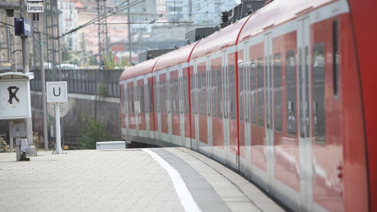 S-Bahn-Stammstrecke in München: Sperrung am Wochenende.