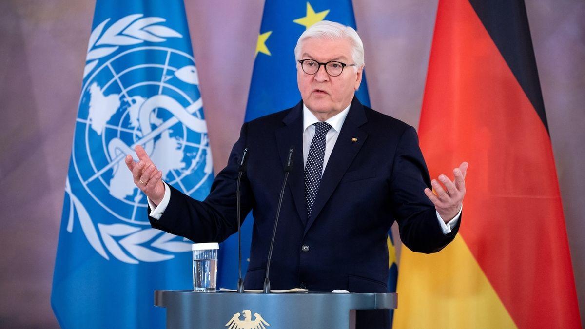 Bundespräsident Frank Walter Steinmeier