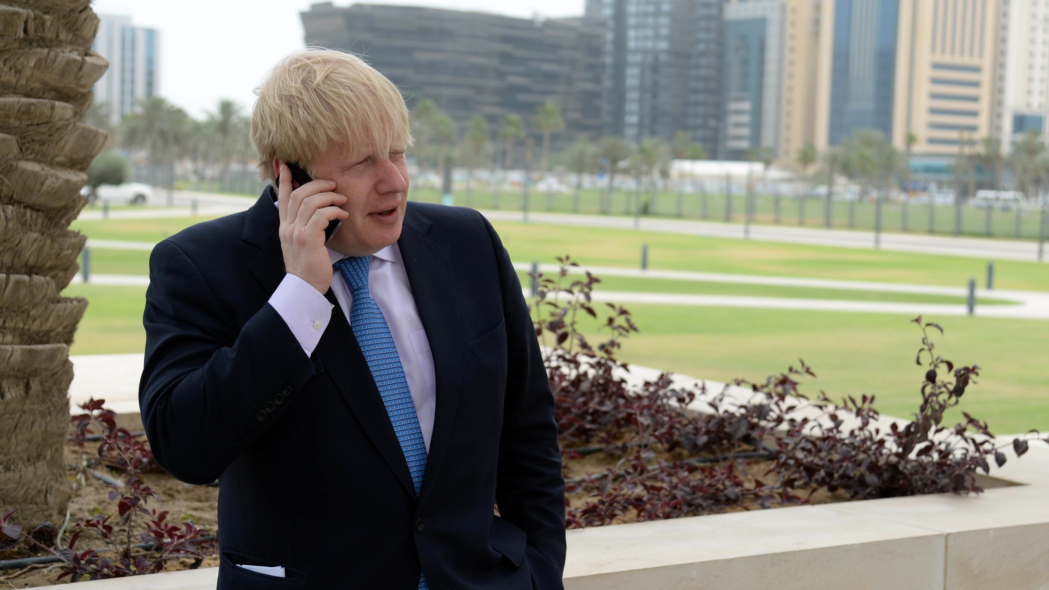 Symbolbild: Minister bekamen ungebetene Anrufe